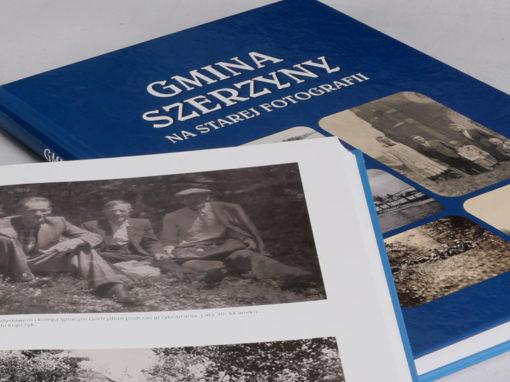 Album Gmina Szerzyny na starej fotografii