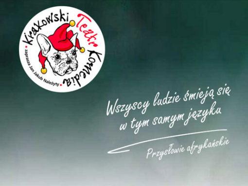 Kampania promocyjna Krakowskiego Teatru Komedia