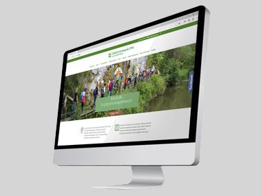 Responsywna strona internetowa  Krakowskiego Oddziału PTTK